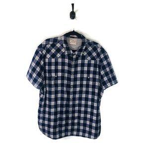 Lucky Brand   California Fit Flannel Size XXL EUC